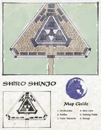 Shiro Shinjo Map Guide