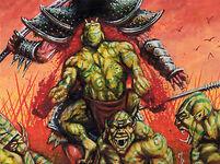 Tattooed Goblins