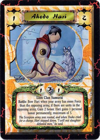File:Akodo Hari-card.jpg