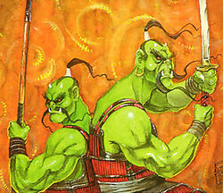 Ogre Warriors 3