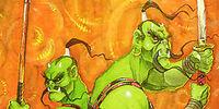 Ogre Warriors/CW Meta