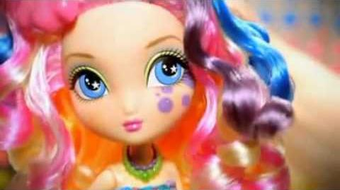 Sweet Party dolls Commercial