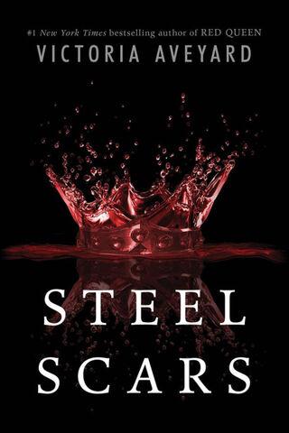 Archivo:Portada Oficial de Steel Scars.jpg