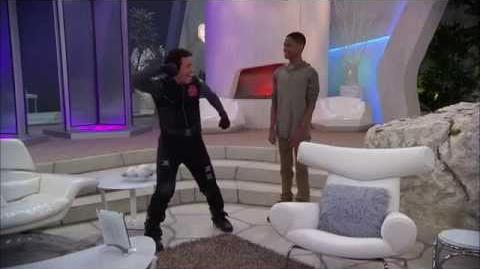 """Lab Rats Bionic Island - """"Left Behind"""" Clip - Chase's Mission Suit"""