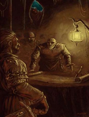 Mordheim Los Roetripas De Snikt HÉroes Goblin Tramposo