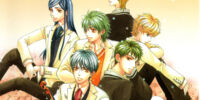 Kiniro no Corda 2 (Game)