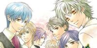Kiniro no Corda 2 Forte: Encore (Game)