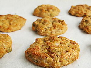 Oatmeal Yogurt Cookies