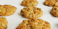 Oat Yogurt Cookies