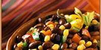 Marinated Black Soybean Salad