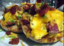 Bacon-n-egg-muffin
