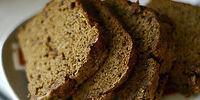 Hippie Mom's Banana Bread
