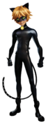 Cat Noir Render 3