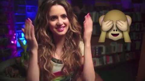 Miraculous! Laura Marano – Behind The Scenes