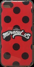 Ladybug Cell Phone Case - iPhone 7