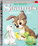 Scamp'aAventure Book 1