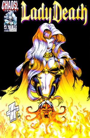 Lady Death The Crucible Vol 1 4