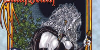 Brian Pulido's Lady Death: Dark Horizons/Covers
