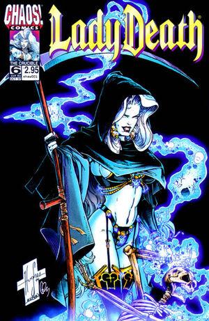 Lady Death The Crucible Vol 1 6