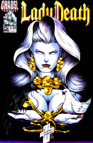 Lady Death The Crucible Vol 1 5