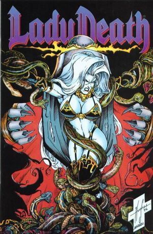Lady Death The Crucible Vol 1 2