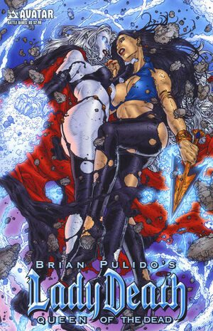 Brian Pulido's Lady Death Queen of the Dead Vol 1 1