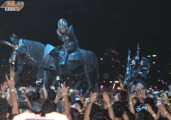 File:The Born This Way Ball Tour Highway Unicorn 003.jpg