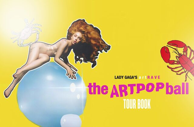 File:ArtRAVE Tour Book by Ruth Hogben.jpeg