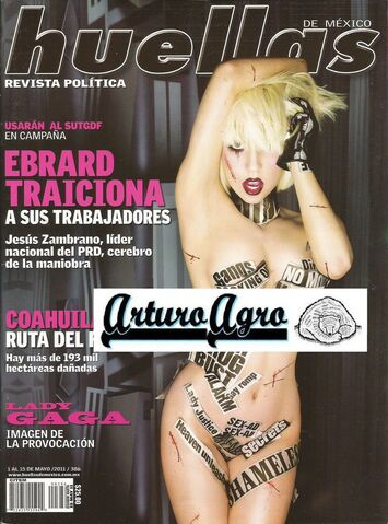 File:Huellas Magazine - Mexico (May 1-15, 2011).JPG