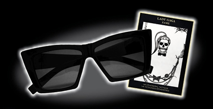 File:LADY GAGA FAME Glasses and Tattoo.jpg