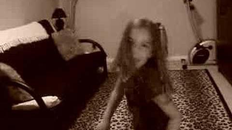 Just dance - Lady Gaga - LITTLE GIRL