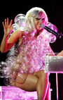 Haus of Gaga/The Fame#Bubble dress
