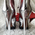 Azzedine Alaïa - Custom shoes 002