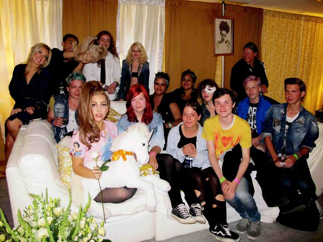 File:Backstage At The Born This Way Ball In Parken Stadium, Copernhagen 005.jpg