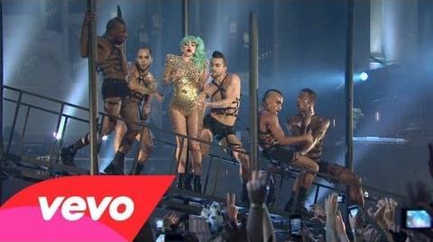 Poker Face (Gaga Live Sydney Monster Hall)