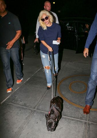 File:6-25-15 Arriving at her apartment in NYC 001.jpg
