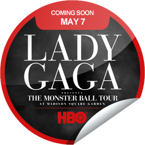 File:GetGlue Stickers - Lady Gaga Presents The Monster Ball Tour At MSG Coming Soon.png