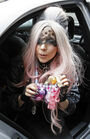 5-17-11 Lady Gaga wearing Vendestia