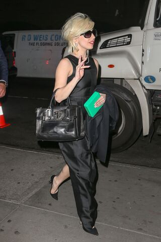 File:11-6-13 Returning at her apartment in NYC 001.jpg