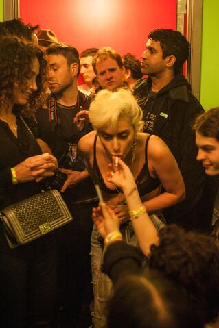 File:5-3-16 Fat White Family Concert at Le Poisson Rouge in NYC 002.jpg