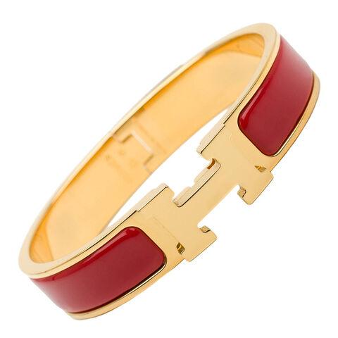 File:Hermès - Clic-Clac H - Enamel bracelet.jpeg