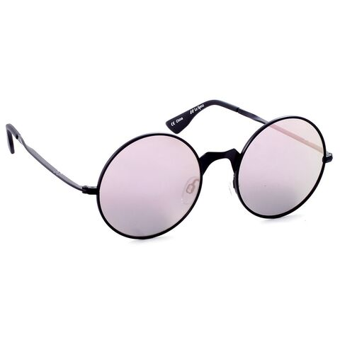 File:Le Specs - Poolside Punk in Matte black peach mirror.jpg