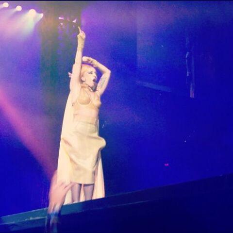File:The Born This Way Ball Tour Black Jesus Amen Fashion 010.jpg