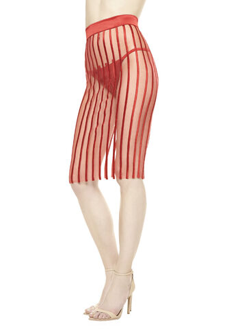 File:La Perla - Graphique couture red skirt.jpeg
