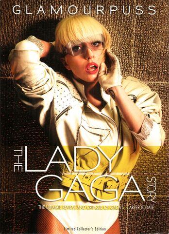 File:Lady Gaga Story - Front.jpg
