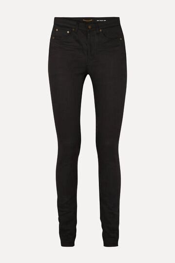 File:Saint Laurent - Anthracite low-waist stretch skinny jeans.jpeg