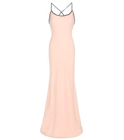 File:Carolina Herrera - Crystal-embellished silk dress.jpg