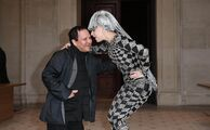 1-20-14 Arriving at Azzedine Alaïa Exhibition in Palais Galliera 002