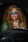 8-22-13 Leaving her apartment 003