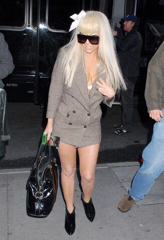 File:Lady Gaga At Tsongas Arena for Kiss 108's Jingle Ball.jpg